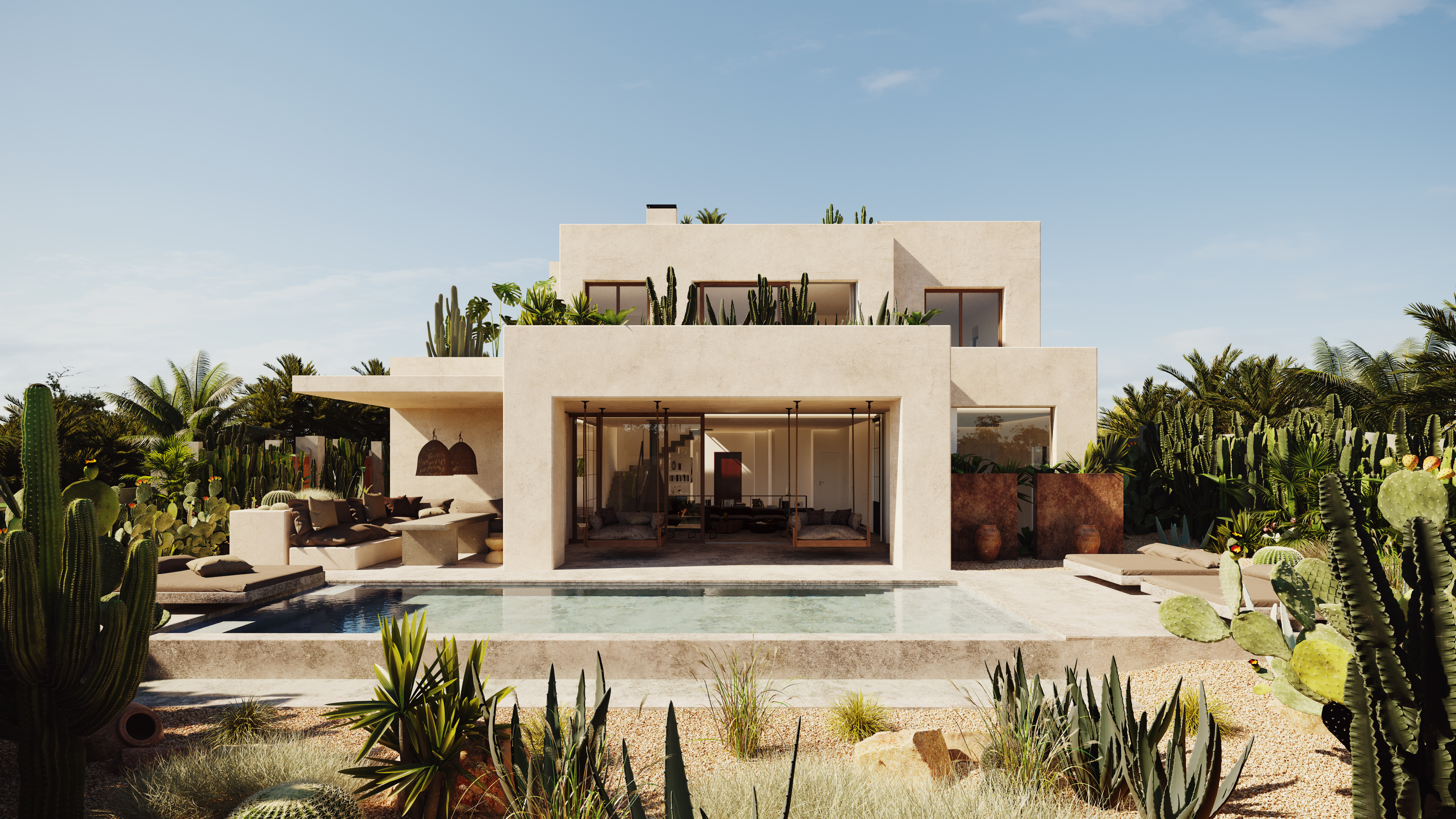 SUPERB OPPORTUNITY IN A TURN KEY VILLA PROJECT IN LOS MONTEROS BEACH